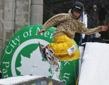 Winter Rail Jam 2006
