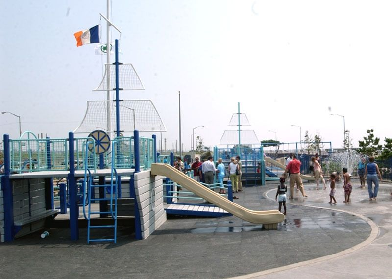 On Rockaway Beach and Boardwalk, the Basics for a Quick