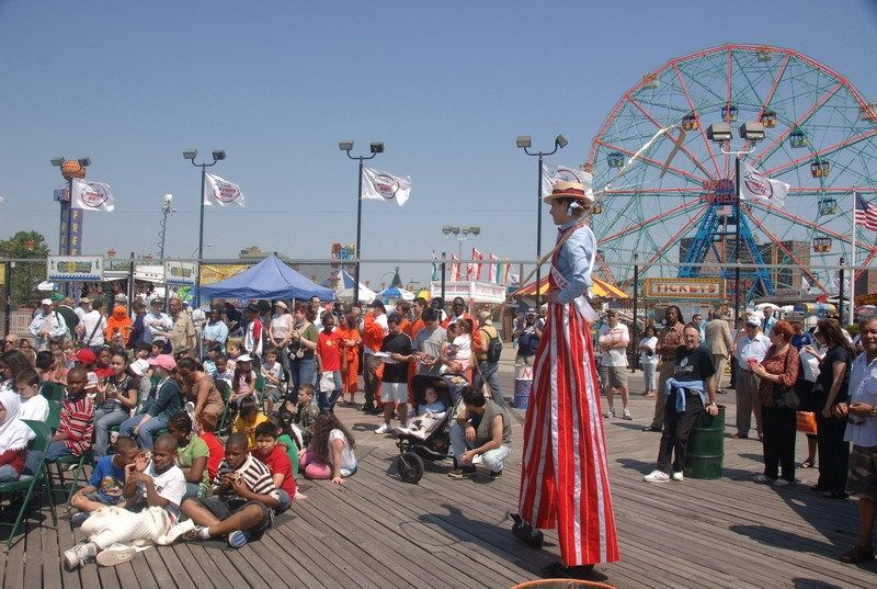 Coney Island Hours >> Coney Island Beach Boardwalk Beaches Nyc Parks