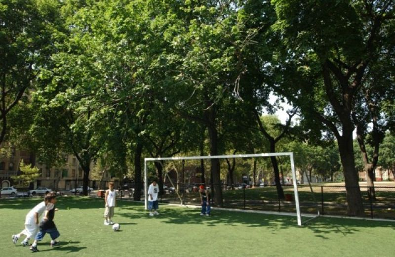 Mullaly Park | Ordinary Places, Ordinary People