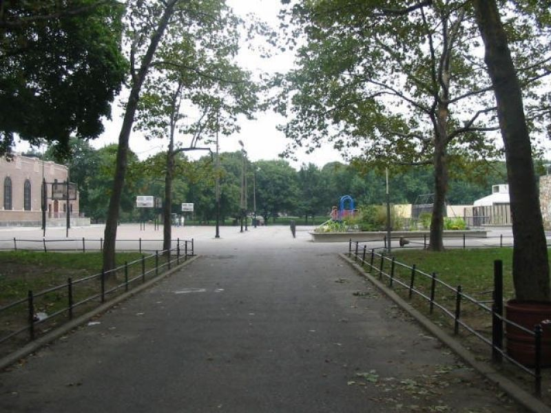 Mullaly Park - 13 Photos - Parks - 999 Jerome Ave, Concourse, New ...