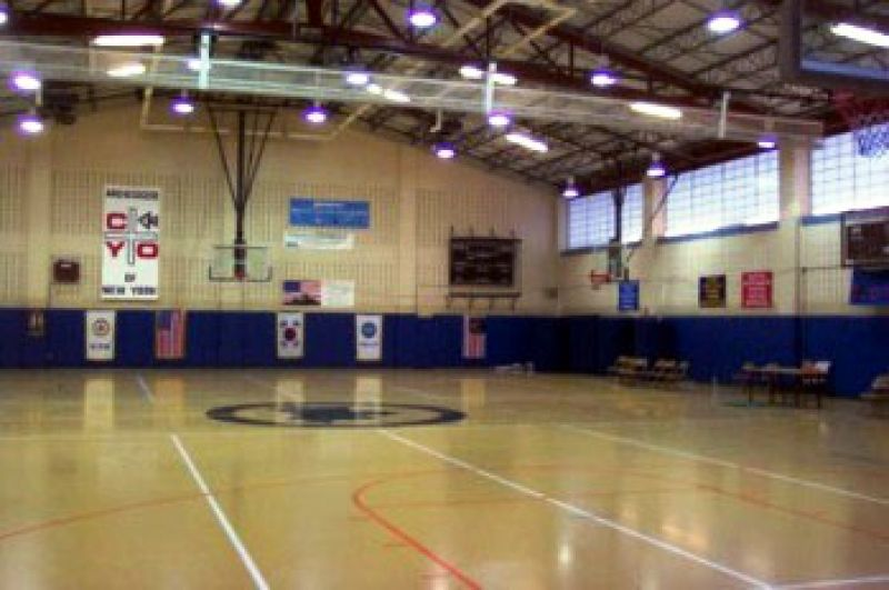 West Bronx Recreation Center Nyc Parks