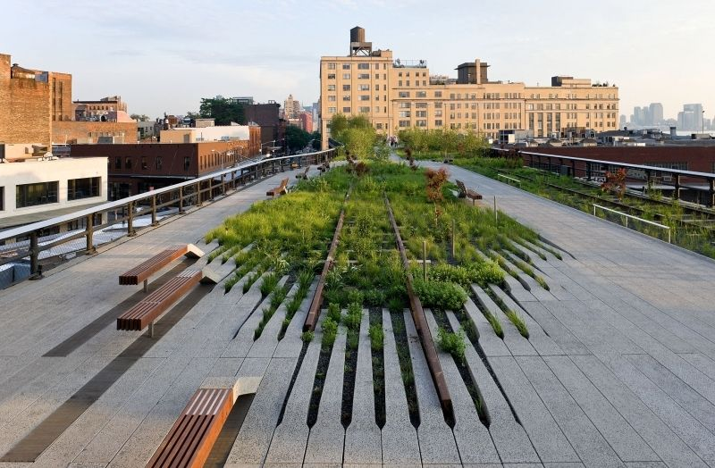 The High Line. The High Line   NYC Parks