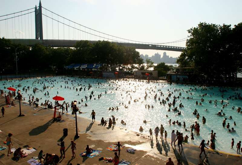 Nycgovparks org facilities pools