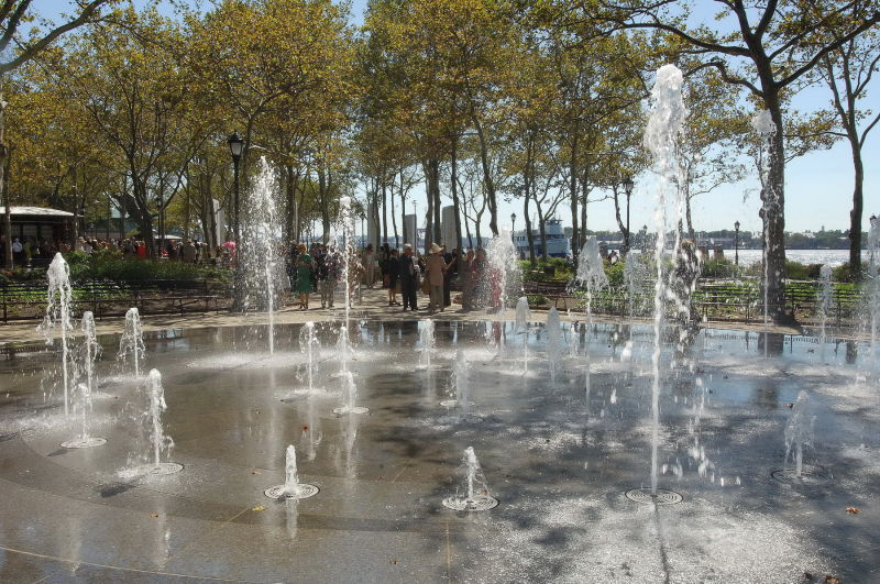 The Battery : NYC Parks