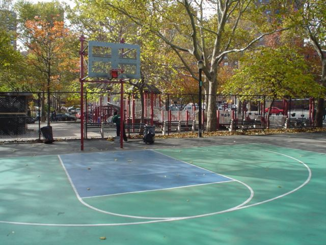 Cherry Tree Park Highlights Nyc Parks