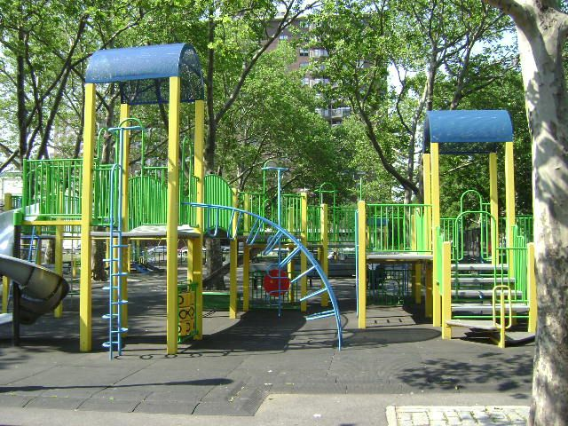 Col Young Playground Nyc Parks