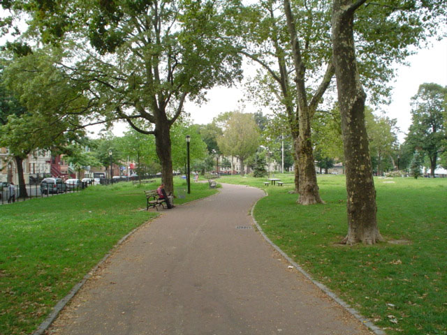 Irving Square Park Highlights : NYC Parks