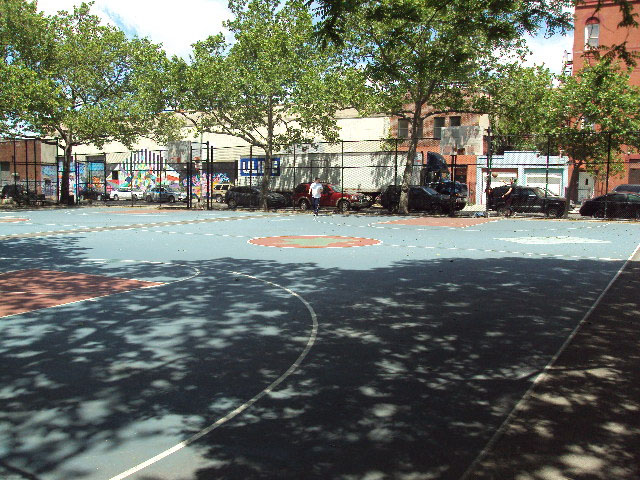 American Playground Highlights : NYC Parks