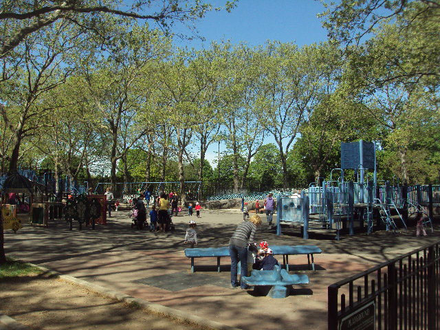 Grover Cleveland Playground Nyc Parks