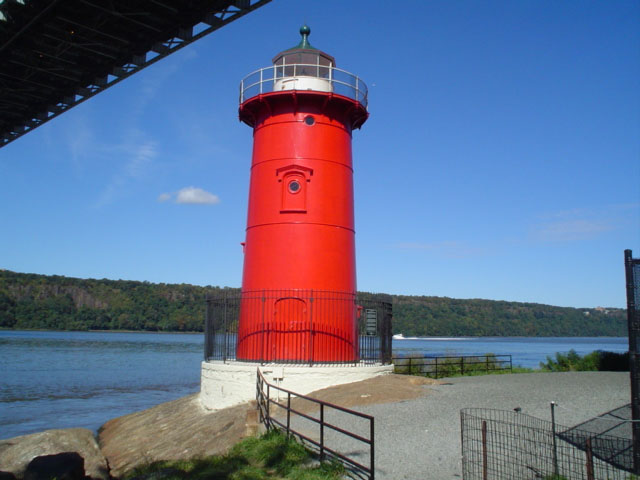 fort washington park highlights the little red lighthouse nyc parks rh nycgovparks org
