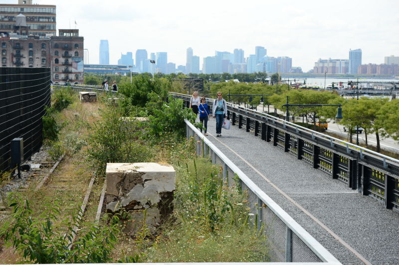 how to get to highline nyc