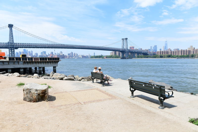 Grand Ferry Park News - Parks & NY Power Authority Cuts the