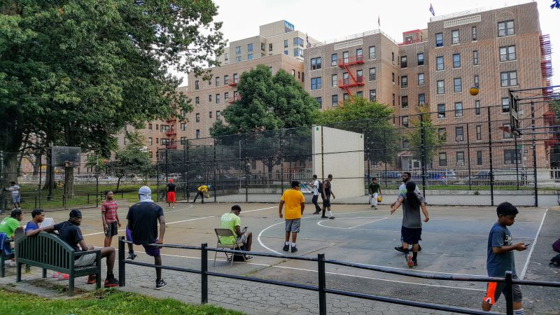 Rufus King Park : NYC Parks