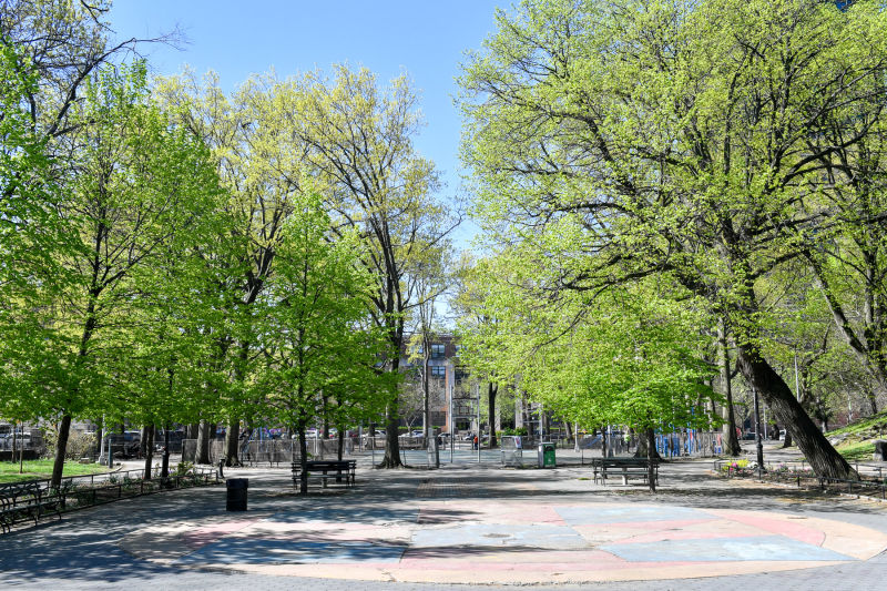 Marcus Garvey Park Outdoor Pools : NYC Parks