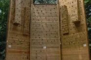 The Climbing Wall Awaits You
