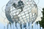 The Unisphere in Its Glory