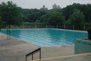 A Peaceful Van Cortlandt Pool