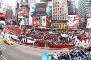 TKTS Booth Opening, Duffy Square