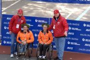 Kurt Fearnley & Edith Hunkeler