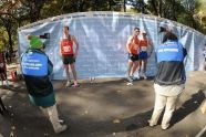 ING NYC Marathon in Central Park