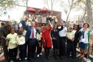 Carver Playground Ribbon Cutting