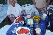 Lobster on the Great Lawn
