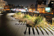 The Highline at Night