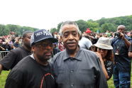 Spike Lee and Al Sharpton