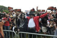 Michael Jackson imitators