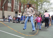 Double dutch fun
