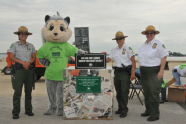 Pearl the Squirrel and Urban Park Rangers