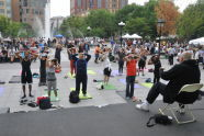 Feldenkrais at the BeFitNYC Fitness Festival