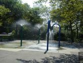 Bayswater Park Spray Showers