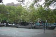 Abraham Lincoln Playground Basketball Courts