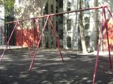 Alexander Hamilton Playground Swings