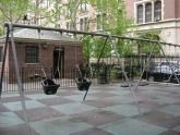 Alfred E. Smith Playground Swings