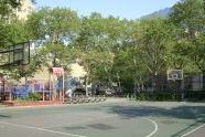Asser Levy Playground Basketball Courts