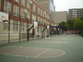 Booker T. Washington Playground Basketball Courts