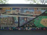Col. Young Playground Mural