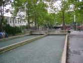 Bocce Courts at Ditmars Park