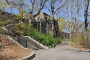 The Steps of Morningside Park