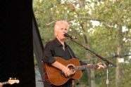 Graham Nash sings