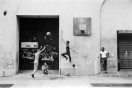 A Game of Street Basketball