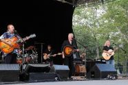Crosby, Stills and Nash at Central Park SummerStage by M.P.