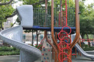 Tremont Park Playground Ribbon Cutting