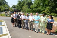 Shoelace Park Ribbon Cutting