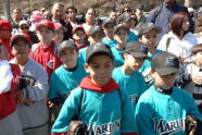 Little League Opening Day at Highbridge Park
