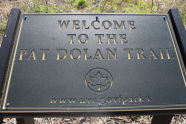 Renaming of Trail in Honor of Pat Dolan