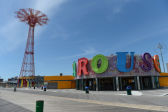 B&B Carousell and the Parachute Jump